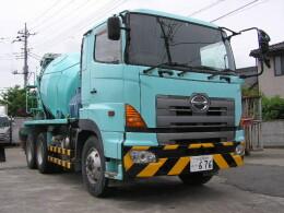 HINO Tank trucks/Mixer trucks KS-FS2PKJA                                                                                                                     2006/3