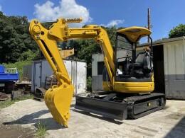 KOMATSU Mini excavators PC30UU-5 2015