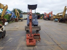 HITACHI Mini excavators ZX17U-2                                                                         2006