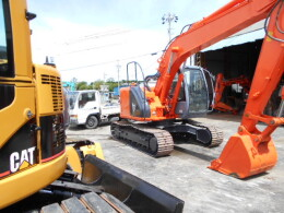 HITACHI Excavators ZX135US 配管付き                                                                         2007