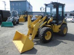 KOMATSU Wheel loaders WA40-6                                                                         2011