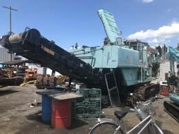 日立建機 環境機械 SR-P1200