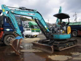 KUBOTA Mini excavators U-40-6                                                                         2015