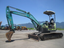 YANMAR Mini excavators Vio50-5B                                                                         2011