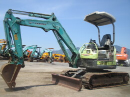 YANMAR Mini excavators Vio30-5B                                                                         2011