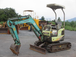 YANMAR Mini excavators Vio17                                                                         2007