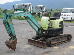 YANMAR Mini excavators Vio10-2A                                                                         2007