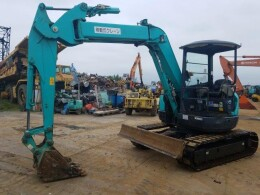 KOBELCO Excavators SK50UR-5                                                                         2013