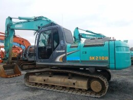 KOBELCO Excavators SK210D-8                                                                         2011