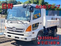 HINO Dump trucks ADG-FC6JCWA 2006/5