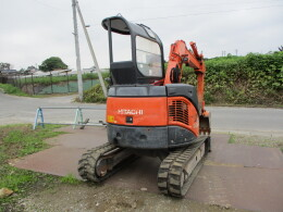 HITACHI Mini excavators ZX30UR-2                                                                         2005