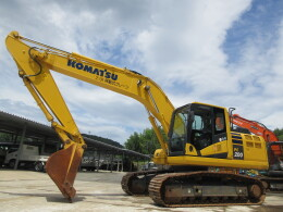 KOMATSU Excavators PC200-10 クレーン                                                                         2016