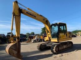 KOMATSU Excavators PC120-8                                                                         2012