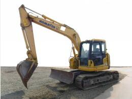 KOMATSU Excavators PC138US-8 クレーン・排土板・マルチ                                                                         2012