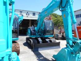 KOBELCO Excavators SK115SR配管クレーン仕様排土板                                                                         2004