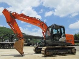 HITACHI Excavators ZX120-5B クレーン・併用配管                                                                         2016