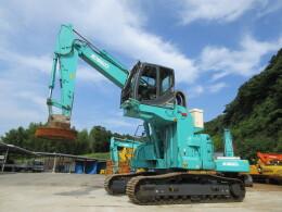 KOBELCO Excavators SK235SRDLC-3 リフティングマグネット仕様                                                                         2015