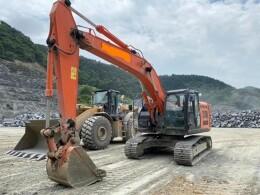 HITACHI Excavators ZX225USR-5B 2015