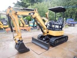 CATERPILLER Mini excavators 303ECR                                                                         2015