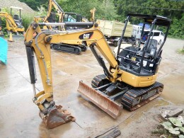 CATERPILLER Mini excavators 303ECR                                                                         2017