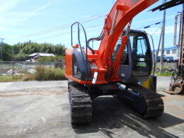 HITACHI Excavators ZX125USクレーン仕様、                                                                         2005