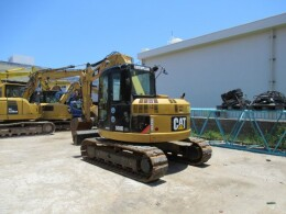 CATERPILLER Excavators 308D                                                                         2012