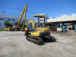 KOMATSU Mini excavators PC40MR-3                                                                         2014