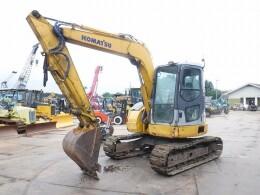 KOMATSU Excavators PC78US-6N0                                                                         2007