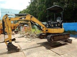 CATERPILLER Mini excavators 303CCR                                                                         2006