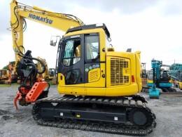 KOMATSU Excavators PC138US-11                                                                         2018