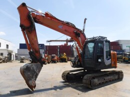 HITACHI Excavators ZX135USK-3                                                                         2010