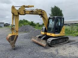 SUMITOMO Mini excavators SH75X-6A                                                                         2015