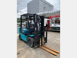 SUMITOMO Forklifts 11FD25PAXIII24D 2016
