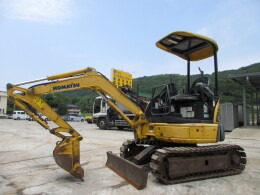 KOMATSU Mini excavators PC20MR-2 マルチ                                                                         2006