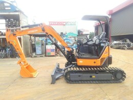 HITACHI Mini excavators ZX35U-2                                                                         2007