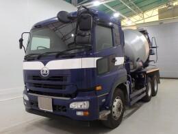 UD TRUCKS Tank trucks/Mixer trucks LPG-CW5XL                                                                                                                     2010/9