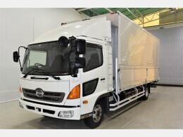 HINO Wing body trucks BKG-FD7JLYA                                                                                                                     2011/2