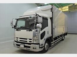 ISUZU Wing body trucks TKG-FRR90S2                                                                                                                     2014/12