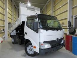 HINO Dump trucks TKG-XZC610T 2014/12