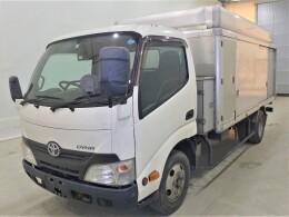 TOYOTA Vans SKG-XZU650                                                                                                                     2012/3