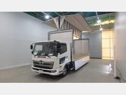 HINO Wing body trucks 2KG-FD2ABA                                                                                                                     2018/3