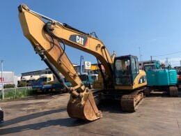 CATERPILLER Excavators 320D                                                                         2012