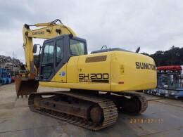 SUMITOMO Excavators SH200-5                                                                         2013