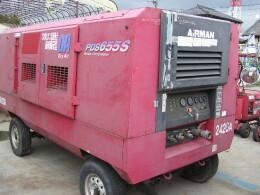北越工業 コンプレッサー PDS655SD                                                                         2004年