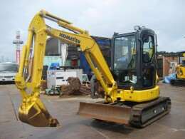 KOMATSU Mini excavators PC30MR-3                                                                         2015