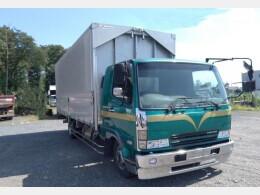 MITSUBISHI FUSO Wing body trucks PA-FK61FK 2005/3
