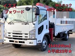 いすゞ クレーン車 PKG-FRR90S1 2011年7月