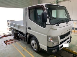 三菱ふそう ダンプ車 TKG-FBA30                                                                                                                     2012年4月