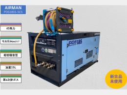 北越工業 コンプレッサー PDS185S-5C5 2021年