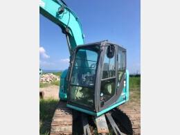 KOBELCO Excavators SK75SR-3 2014